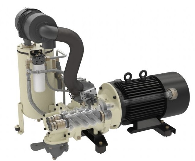 Rs37i Rotary Screw Air Compressor