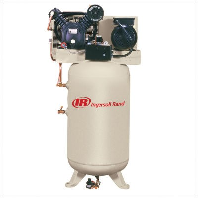 2475N7.5-V Two Stage Cast Iron Air Compressor