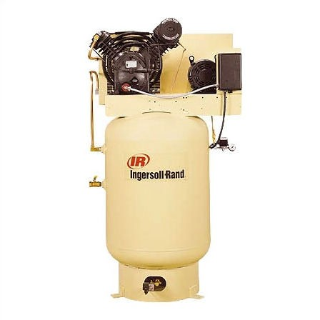 2545K10-V Two Stage Cast Iron Air Compressor