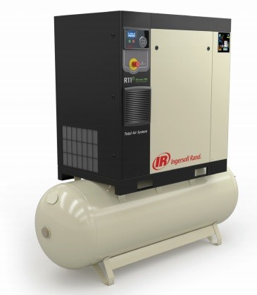 R7.5n Variable Frequency Drive Rotary Air Compressor 10 HP